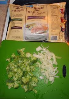 Chicken Stir Fry Ingredients