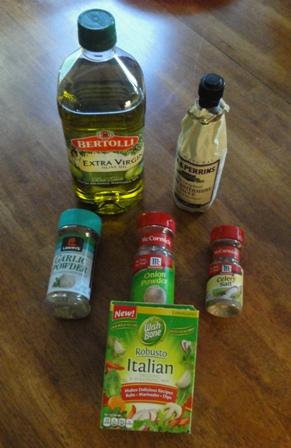 London Broil Rub Ingredients