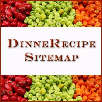Recipes Sitemap