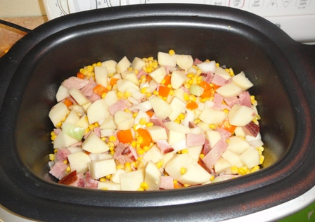 Scalloped Potatoes Ready to Cook