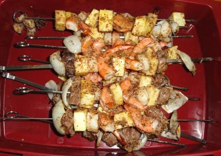 Shish Kabob Recipe